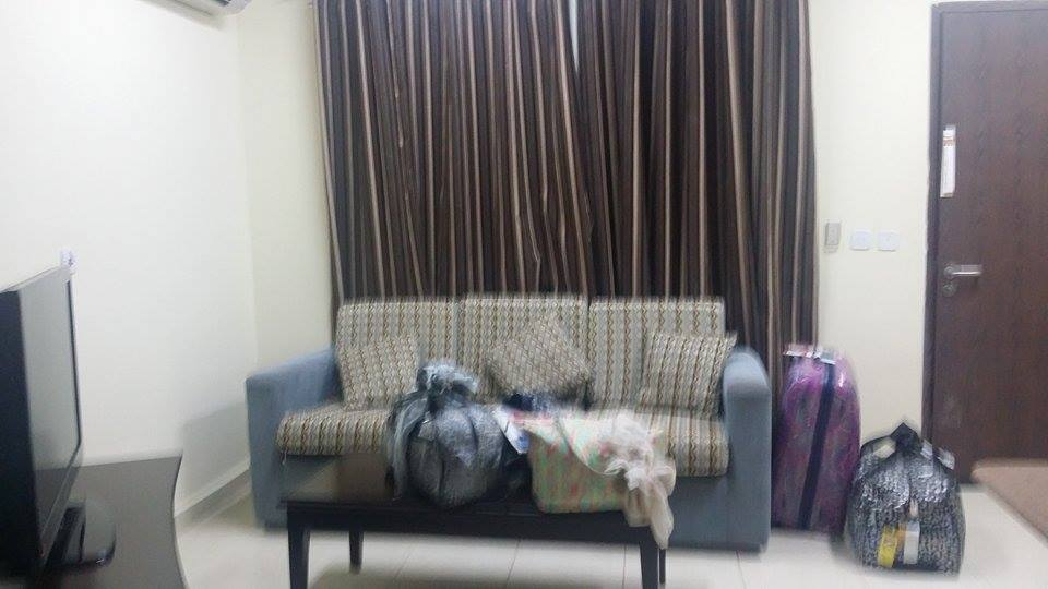 Not sure why this is so blurry but this is what my sofa looks like.