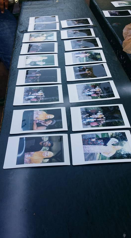 Polaroids are so cool.